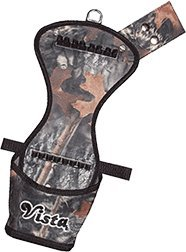 ND Vista Predator Hip Quiver Camo ()