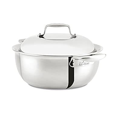 Al-Clad TK(tm) 5.5 Quart Dutch Oven with Domed Lid - TKBD55500