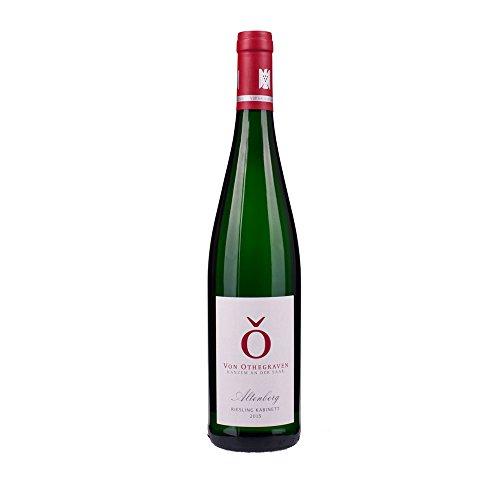 Weingut von Othegraven Riesling Kanzemer Altenberg Kabinett feinherb VDP Große Lage 2015 feinherb (1 x 0.75 l)