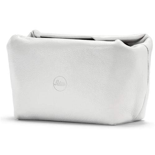 Leica C-Lux Soft Leather White Pouch