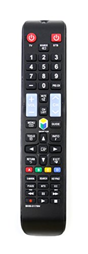New Vinabty Replaced REMOTE BN59-01178W fit for Samsung LED Smart TV UN28H4500 UN32H5201 UN32H5203 UN40H5201 UN40H5203 UN40H6203 UN46H6201 UN46H6203 UN50H5203 UN50H6201 UN50H6201AF UN55H6203 UN60H6203
