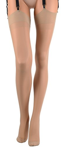 adfd9888dd7 Trasparenze Sara Stockings Medium Natural for sale Delivered anywhere in USA