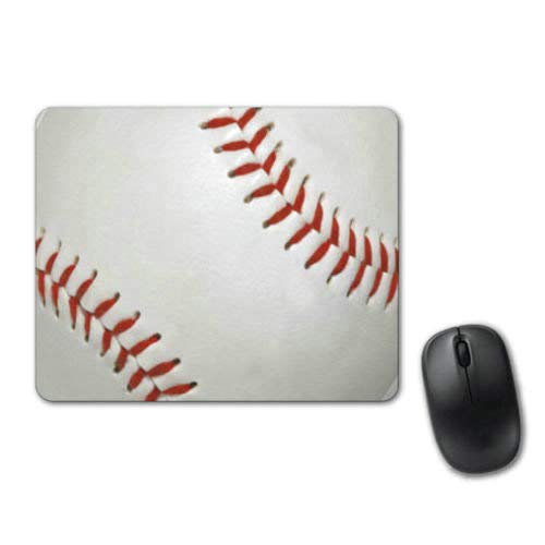 Baseball Fans Funny Mouse Pad Computer Tablet PC Laptop Mice Mat (Baseball 180)