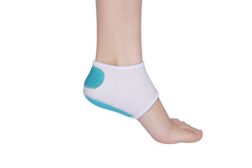 Plantar Fasciitis Brace, Helps Relieve Heel Spur Pain, Gel Infused Memory Foam Provides Comfort and Support For Best Results
