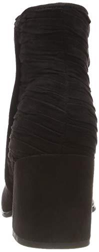 Comb 25018 Femme 098 Noir Tozzi black Botines 31 Marco 0zAq5w