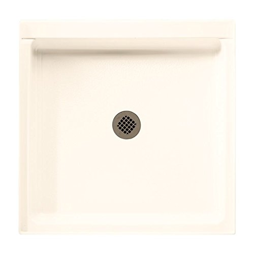 70%OFF Swan R-3636-138 36-in D x 36-in W x 5.5-in H Veritek Shower Base in Pearl