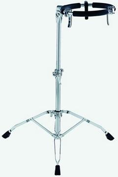 Meinl Percussion TMID Double Braced Tripod Stand for Doumbek/Ibo Drums, Chrome