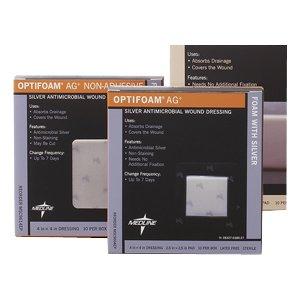 Silver Foam Dressing - 2