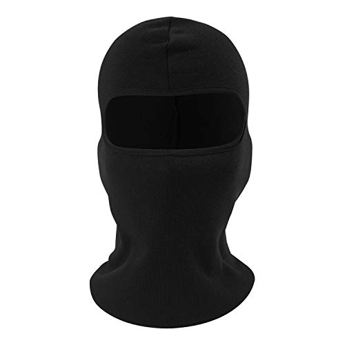 Winter Warmer Thermal Windproof Balaclava Thick Wool Snowboard Airsoft Paintball Hats Helmet Liner Face Mask