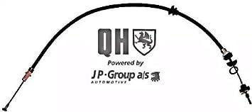 JP Group - Cable de embrague para Seat Ibiza III 6K1721335A