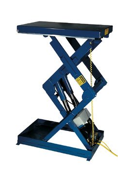 Beacon-Double-Shorty-Scissor-Lift-table-Vertical-Travel-41-Platform-Width-34-48-Platform-Length-36-48-Capacity-LBS-5000-Raised-Height-51-Lowered-Height-10-Travel-Time-Sec-16-Model-BEHLTSD-34483648-500