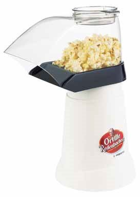 hot air popcorn cooker - 4