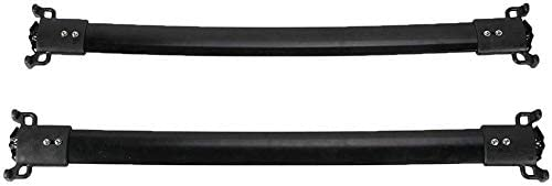 Need Factory Side Rails ANTS PART Roof Rack for 2010-2017 Chevrolet Chevy Equinox//GMC Terrain Cross Bars OE Style