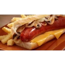 Johnsonville Natural Casing Smoked Andouille Sausage, 80 Ounce - 2 per case.
