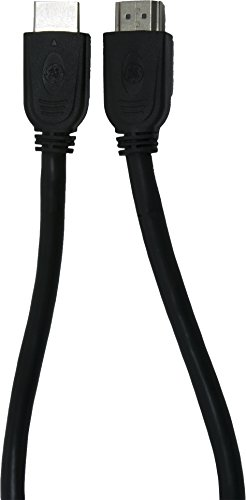 030878233729 - GE 15 ft.  High Speed HDMI Cable, Black, 1080P Full HD, 23372 carousel main 2