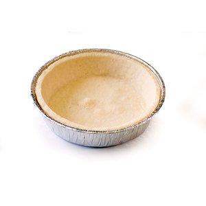 Straight Quiche Tart Shell - 5'' - 54 Per Case by Alba