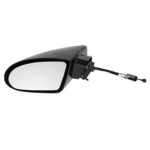 (Drivers Manual Remote Side View Mirror Replacement for Chevrolet 10279332 AutoAndArt )