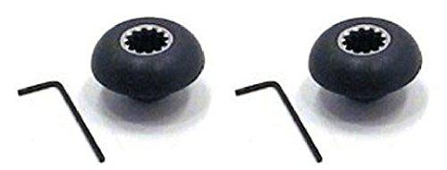 Blendin Drive Socket with Allen Wrench, Fits Vitamix Blender 891,802, 2 kits