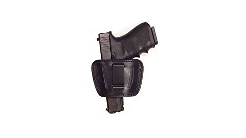 PS Products, Belt Slide Holster, Black, Fits Medium/Large Autos