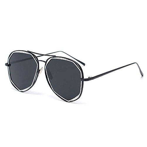 GCR Occhiali Da Sole Ombra Polarizzante Occhiali Taglio Irregolare Occhiali Da Sole Occhiali Da Sole , B