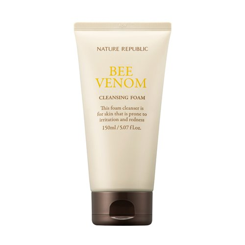 Nature-Republic-Bee-Venom-Cleansing-Foam