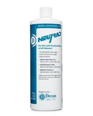 Decon Labs 3001 Neutrad (Pack of 4)