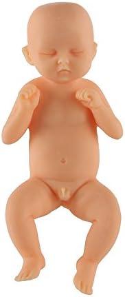 2.95/'/' Reborn Baby Boy Dolls Realistic Mini Lifelike Full Body Newborn