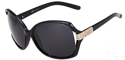 Ladies Rhinestone Polarized Fashion - Vox Sunglasses