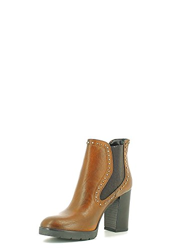 Grace Shoes 8052 Botas Mujeres Cuoio