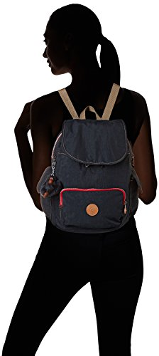 H Pack 27x33 Navy D City x Blue C 5x19 S x Women's Backpacks W True cm Kipling RBwvqn