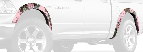 Mossy Oak Graphics 10008-FF-BUP Break-Up Pink Camouflage Fender Flare Kit