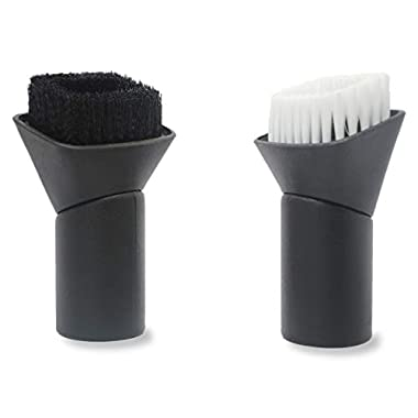 VMTC Brush Kit (Hard & Soft Bristles) for Karcher Vacuum Cleaners WD1, WD2, WD3, WD4, WD5, WD6 9