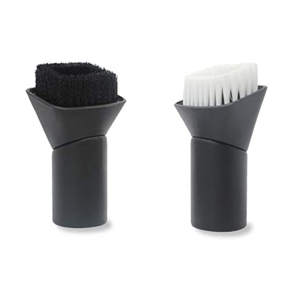 VMTC Brush Kit (Hard & Soft Bristles) for Karcher Vacuum Cleaners WD1, WD2, WD3, WD4, WD5, WD6 4