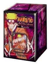 (Webkinz Naruto CCG Naruto Uzumaki Unstoppable Force Collectable Tin)