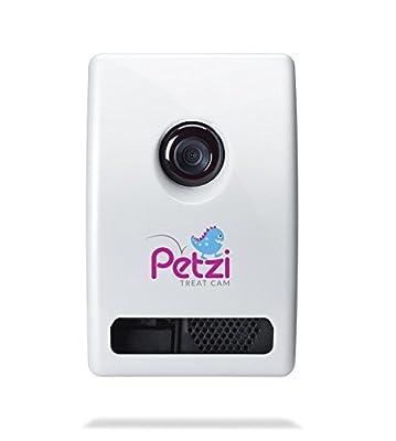 Petzi Treat Cam: Wi-Fi Pet Camera & Treat Dispenser from Petzila, Inc.