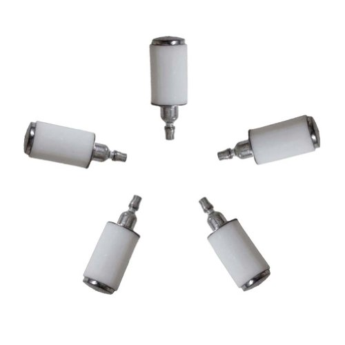 New Pack of 5 Fuel Filter fit for Poulan Chainsaw 2050 2150 2375 Weedeater Craftsman Trimmer Chainsaw Blower (Poulan Pro Fuel)