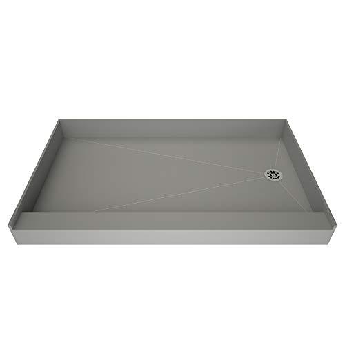 Tile Redi USA 3060RSPVC-13-2-4 Redi Base Shower Pan, 60
