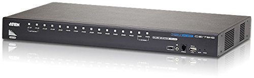 Aten Corp CS17916 16 Port HDMI KVM Switch by ATEN