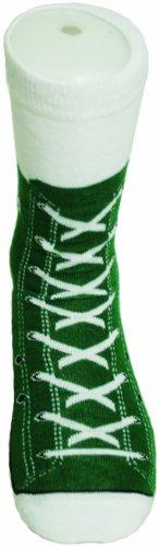 Chaussettes Rouge Socks Sneaker Green Sneaker Socks vwqvS4