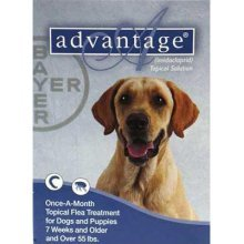 Flea Control For Dogs And Puppies Under 10 Lbs by Advantage