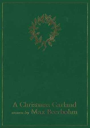 book cover of A Christmas Garland