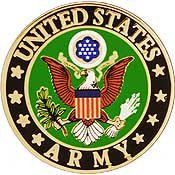 US Army Seal 3/4