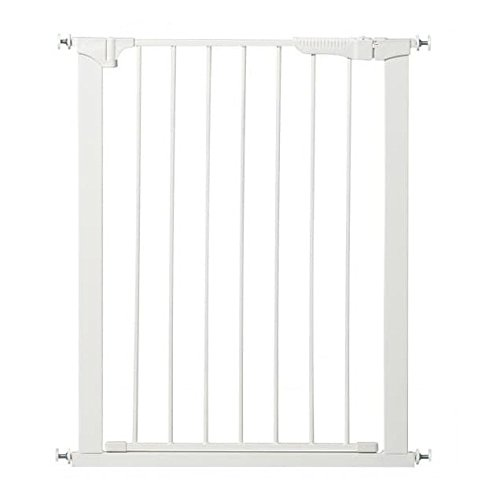 Kidco Tall and Wide Auto Close Gateway Child and Pet Gate White