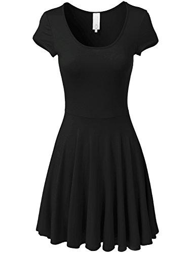 95 cotton 5 spandex dresses - 4