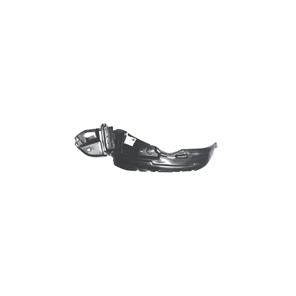 OE Replacement Toyota Matrix Front Driver Side Fender Inner Panel (Partslink Number TO1248123)