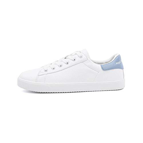Size Générique Femme cn39 Plancher Blanches Ff À Épais Eu39 Blue Petites Chaussures couleur uk6 vxaqBw0vr