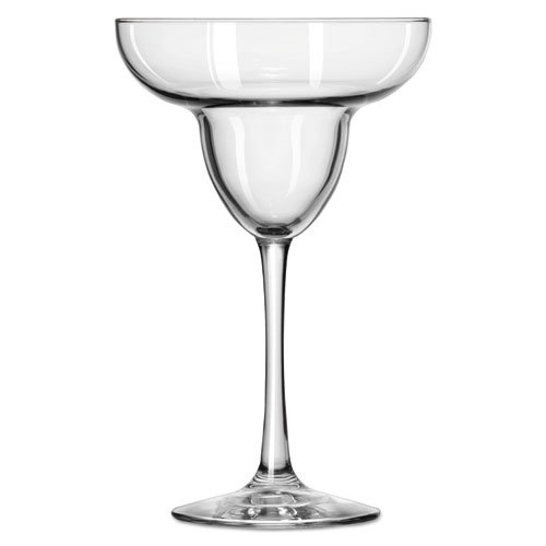 Libbey Midtown Margarita Glasses, 13 oz, Clear, 12/Carton by Libbey (Image #1)