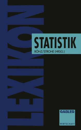 Lexikon Statistik (German Edition)
