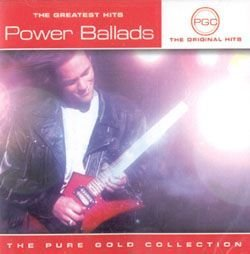 The Greatest Hits POWER BALLADS CD