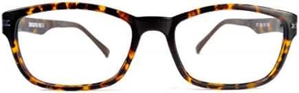 Retro Eyeworks Duraspex 105 Anti-glare Reading Glasses 50-18 MM 1.75x Classic Tortoise